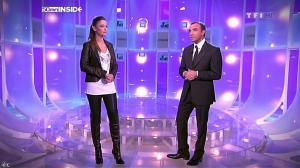 Sandrine Quétier dans 50 Minutes Inside - 02/01/10 - 02