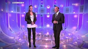 Sandrine Quétier dans 50 Minutes Inside - 02/01/10 - 04
