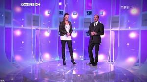 Sandrine Quétier dans 50 Minutes Inside - 02/01/10 - 05