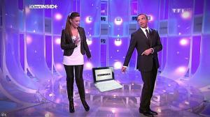Sandrine Quétier dans 50 Minutes Inside - 02/01/10 - 06