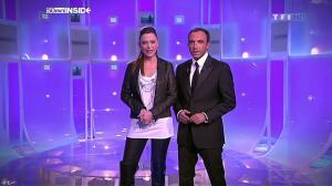 Sandrine Quétier dans 50 Minutes Inside - 02/01/10 - 07