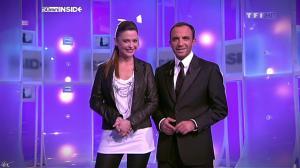 Sandrine Quétier dans 50 Minutes Inside - 02/01/10 - 08