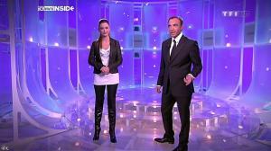 Sandrine Quétier dans 50 Minutes Inside - 02/01/10 - 09