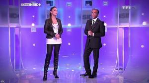 Sandrine Quétier dans 50 Minutes Inside - 02/01/10 - 10