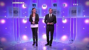 Sandrine Quétier dans 50 Minutes Inside - 02/01/10 - 12
