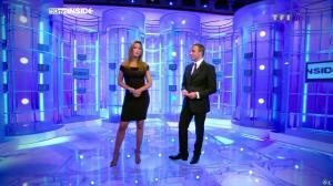 Sandrine Quétier dans 50 Minutes Inside - 04/09/10 - 08