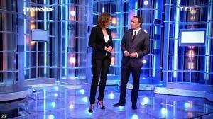 Sandrine Quétier dans 50 Minutes Inside - 08/03/14 - 01
