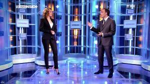 Sandrine Quétier dans 50 Minutes Inside - 08/03/14 - 02