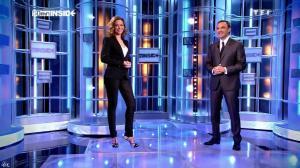 Sandrine Quétier dans 50 Minutes Inside - 08/03/14 - 03
