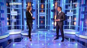 Sandrine Quétier dans 50 Minutes Inside - 08/03/14 - 05