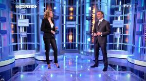 Sandrine Quétier dans 50 Minutes Inside - 08/03/14 - 06