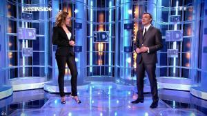 Sandrine Quétier dans 50 Minutes Inside - 08/03/14 - 07