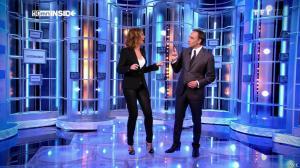 Sandrine Quétier dans 50 Minutes Inside - 08/03/14 - 09