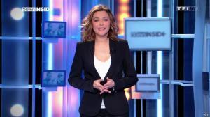 Sandrine Quétier dans 50 Minutes Inside - 08/03/14 - 10