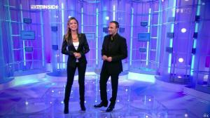 Sandrine Quétier dans 50 Minutes Inside - 09/10/10 - 01