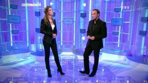 Sandrine Quétier dans 50 Minutes Inside - 09/10/10 - 03