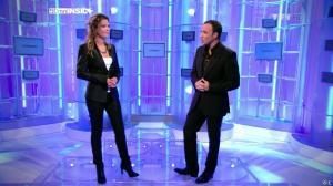 Sandrine Quétier dans 50 Minutes Inside - 09/10/10 - 04