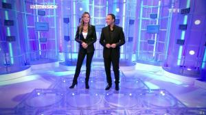 Sandrine Quétier dans 50 Minutes Inside - 09/10/10 - 05