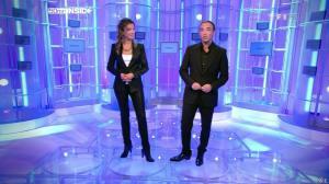 Sandrine Quétier dans 50 Minutes Inside - 09/10/10 - 06