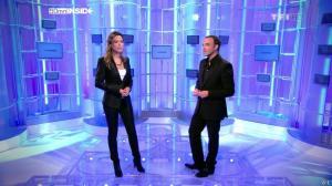 Sandrine Quétier dans 50 Minutes Inside - 09/10/10 - 07