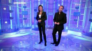 Sandrine Quétier dans 50 Minutes Inside - 09/10/10 - 08