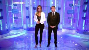 Sandrine Quétier dans 50 Minutes Inside - 11/09/10 - 02