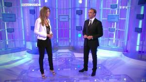 Sandrine Quétier dans 50 Minutes Inside - 11/09/10 - 05