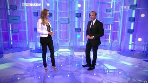 Sandrine Quétier dans 50 Minutes Inside - 11/09/10 - 06