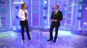 Sandrine Quétier dans 50 Minutes Inside - 11/09/10 - 10