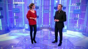 Sandrine Quétier dans 50 Minutes Inside - 13/11/10 - 02