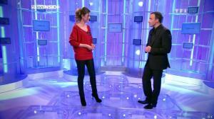Sandrine Quétier dans 50 Minutes Inside - 13/11/10 - 04