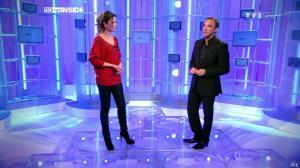 Sandrine Quétier dans 50 Minutes Inside - 13/11/10 - 05
