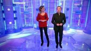 Sandrine Quétier dans 50 Minutes Inside - 13/11/10 - 06