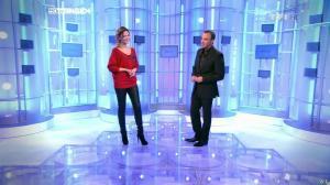 Sandrine Quétier dans 50 Minutes Inside - 13/11/10 - 07