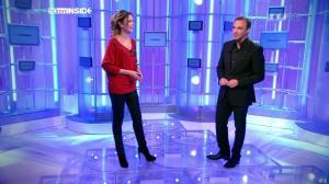 Sandrine Quétier dans 50 Minutes Inside - 13/11/10 - 08