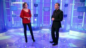 Sandrine Quétier dans 50 Minutes Inside - 13/11/10 - 09