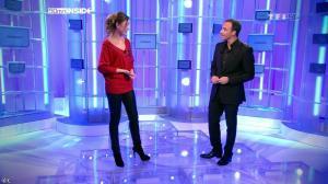 Sandrine Quétier dans 50 Minutes Inside - 13/11/10 - 10