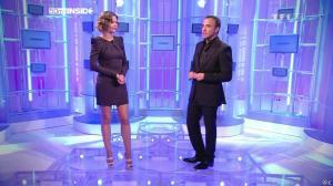 Sandrine Quétier dans 50 Minutes Inside - 16/10/10 - 09