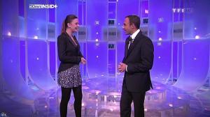 Sandrine Quétier dans 50 Minutes Inside - 19/12/09 - 01