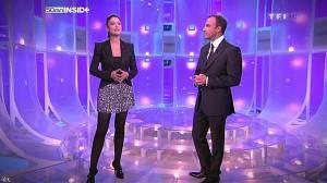 Sandrine Quétier dans 50 Minutes Inside - 19/12/09 - 02
