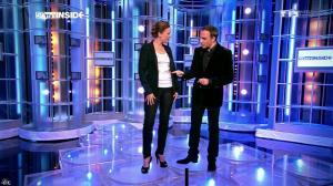 Sandrine Quétier dans 50 Minutes Inside - 22/03/14 - 01