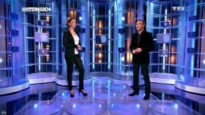 Sandrine Quétier dans 50 Minutes Inside - 22/03/14 - 02