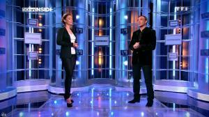 Sandrine Quétier dans 50 Minutes Inside - 22/03/14 - 03
