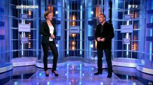Sandrine Quétier dans 50 Minutes Inside - 22/03/14 - 04