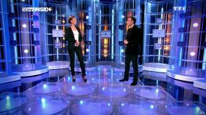 Sandrine Quétier dans 50 Minutes Inside - 22/03/14 - 05