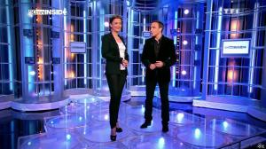 Sandrine Quétier dans 50 Minutes Inside - 22/03/14 - 06