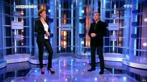 Sandrine Quétier dans 50 Minutes Inside - 22/03/14 - 07