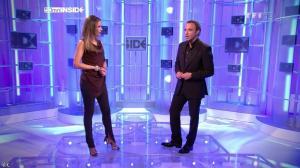 Sandrine Quétier dans 50 Minutes Inside - 23/10/10 - 04