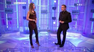 Sandrine Quétier dans 50 Minutes Inside - 23/10/10 - 05