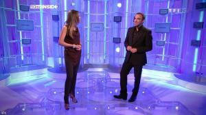 Sandrine Quétier dans 50 Minutes Inside - 23/10/10 - 09